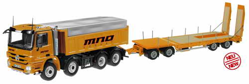 Rear Tipper ASD40